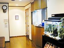 本町歯科医院待合室